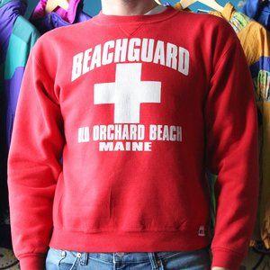 Vintage Beachguard Russell Sweater